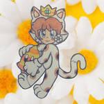 .: Calico Cat Daisy :.