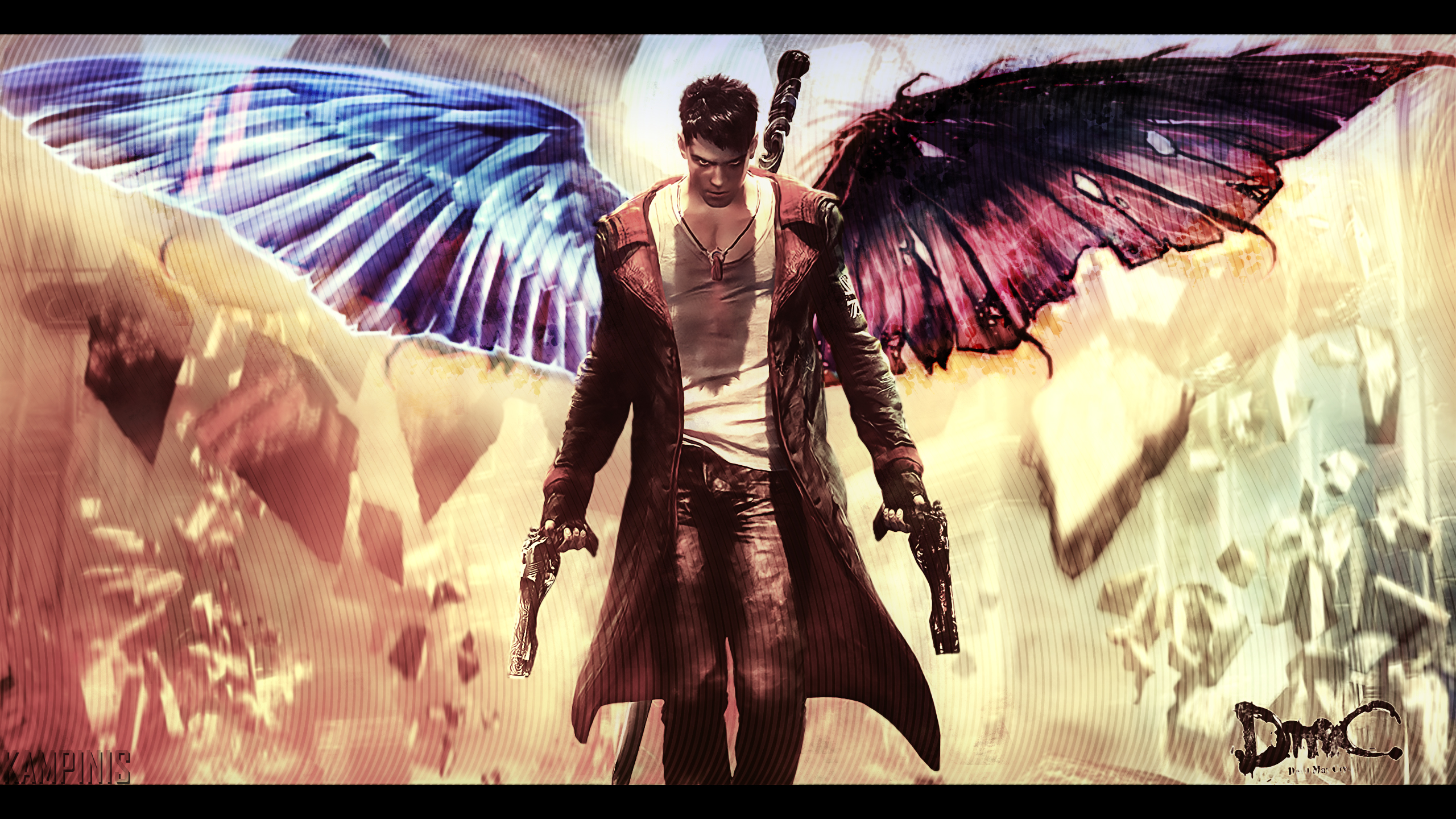 DmC: Devil May Cry - Dante with Wings