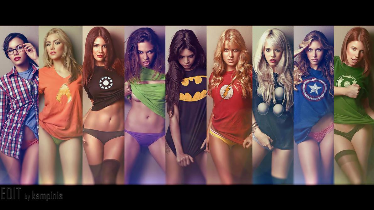 More Girls by kampinis