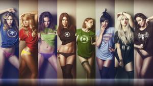 Heroines by Iancarlos Reyes