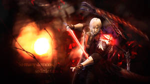 So many demons... Dante