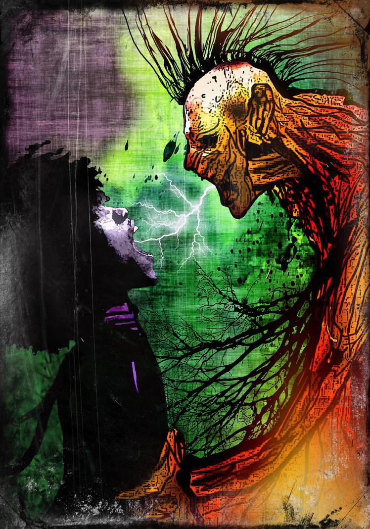 Theosis (2015) by Jon-Laurence