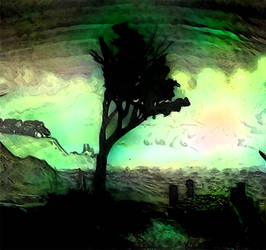 Beaches of Gehenna (2018) by Jon-Laurence
