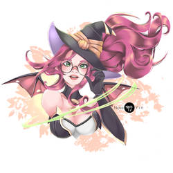 Bewitched Janna [League of Legends]