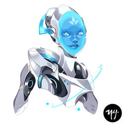 Excited for Echo!!! -Overwatch