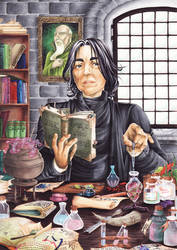 Potions Master Snape