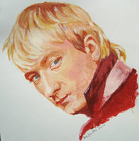 Evgeni Plushenko by katebert