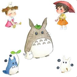 Chibi: My Neighbor Totoro