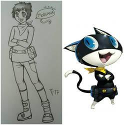 Morgana Persona 5 (human form)