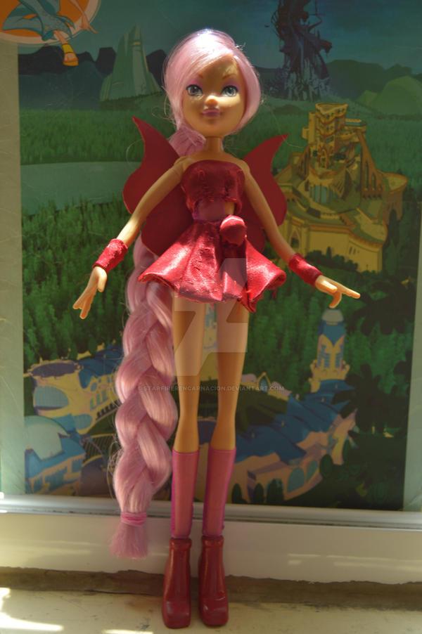 Phoebe MW-Custome doll by starfirerencarnacion