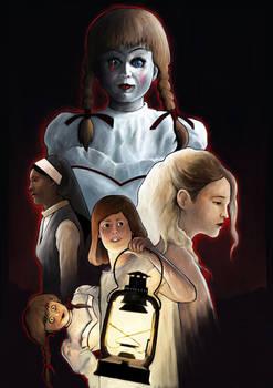 Annabelle: Creation