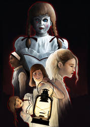 Annabelle: Creation by Silverene