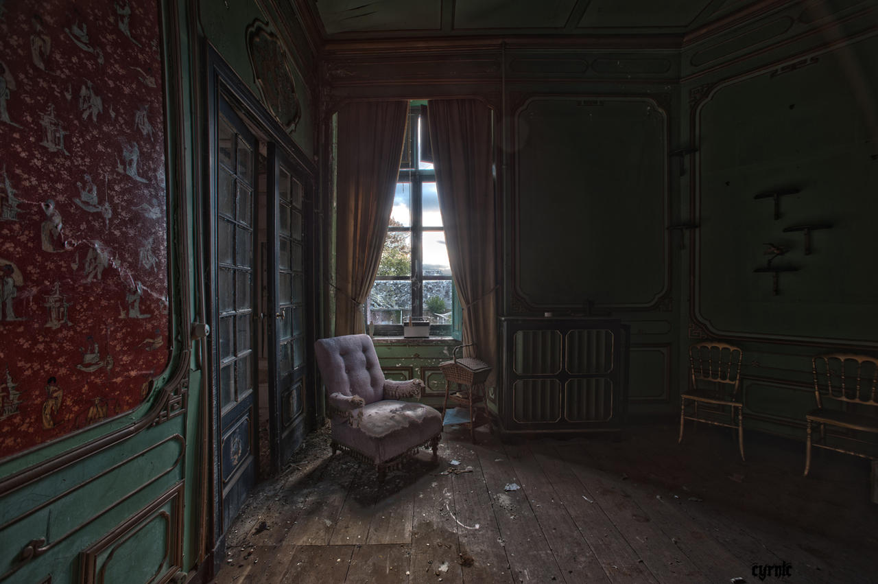 Chateau A. by CyrnicUrbex