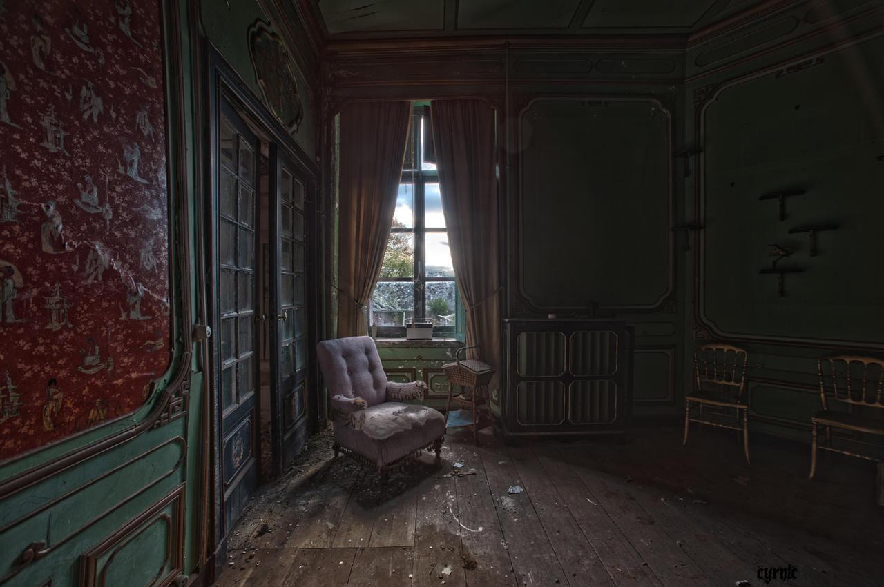Chateau A. by CyrnicUrbex