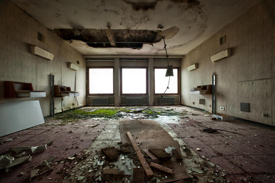 Hospital RS by CyrnicUrbex