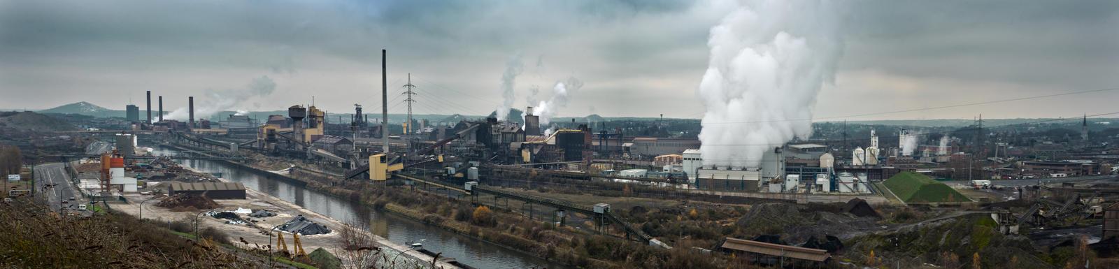 Industrial by CyrnicUrbex