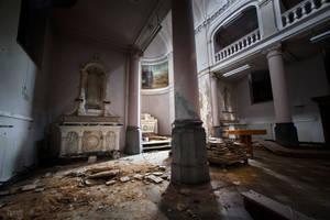 Italian chapel by CyrnicUrbex