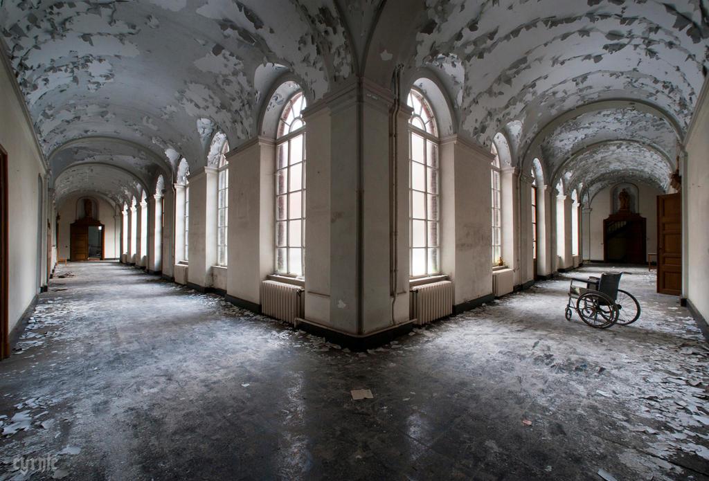 The Monastery by CyrnicUrbex