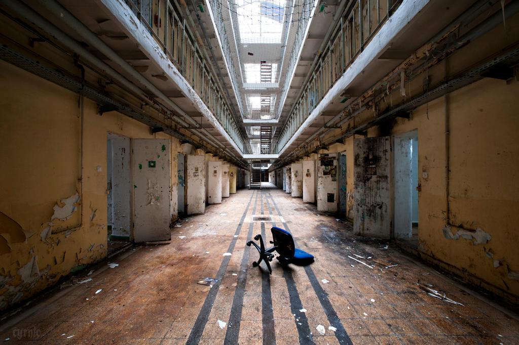 Prison by CyrnicUrbex