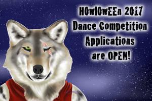 Howloween Dance Competition OPEN! by HowloweenCanada