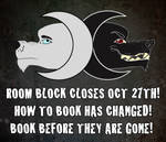 Howl Room Block Closing!