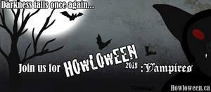 Howloween 2018: Vampires