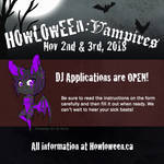 Howl 2018 DJ Applications Open!