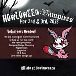 HELP NEEDED! Looking for volunteers!