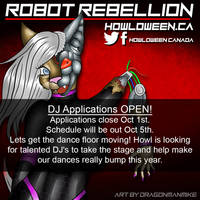 Howl 2019 DJ Application
