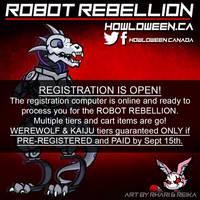 Howl 2019 - Registration OPEN