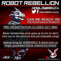 LAST DAY FOR PRE-REG - SAVE $