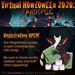 Howl 2020 REG OPEN!