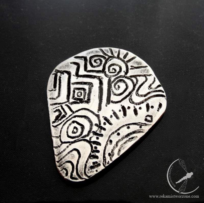 Guitar pick by RekamiStworzone