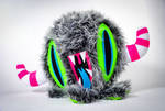 Wicked Monster plush