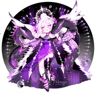 CLOSED    Constellangel Adoptable Auction - Hydra by Metanyu