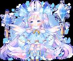 CLOSED    Fairy Vials Adopt - Angel's Sorrow