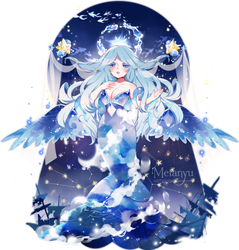 CLOSED    A Siren's Fantasy - CA GD Adopt Auction