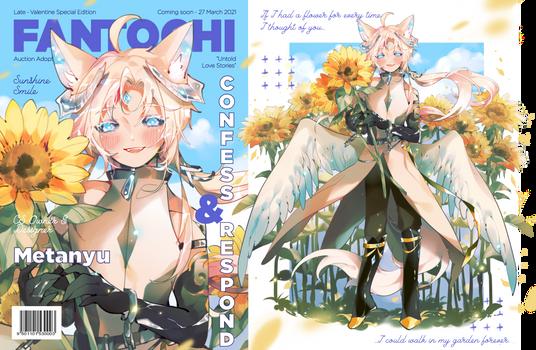 [CLOSED] Sunflower Field [#22 Fantochi]