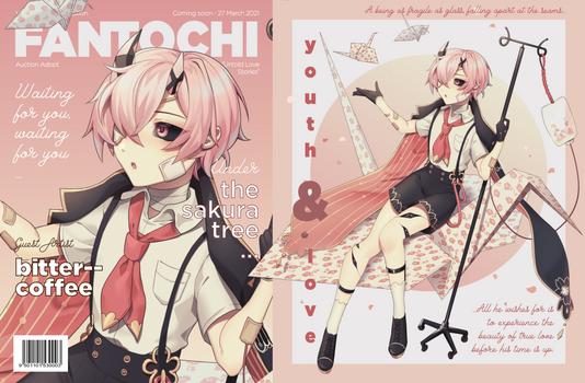 [closed] Sakura Nectar [#24 GA fantochi]