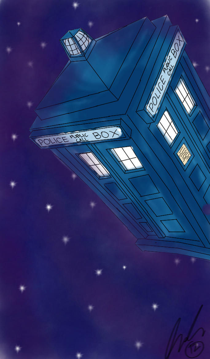 Come save me -Doctor Who- by DoctorUsername