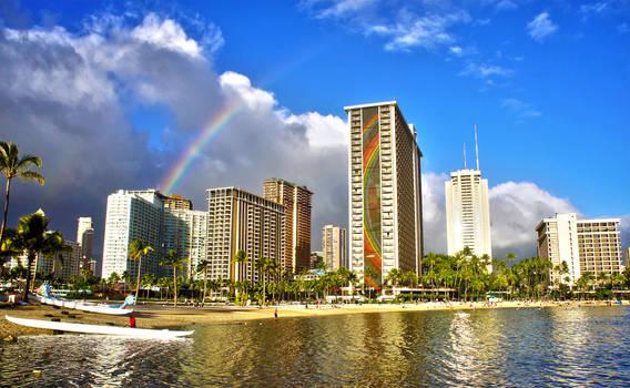Rainbow Tower