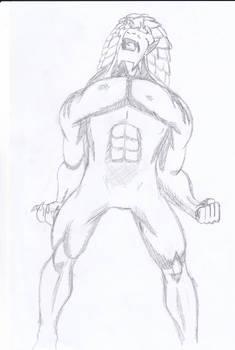 Dragon King Sketch