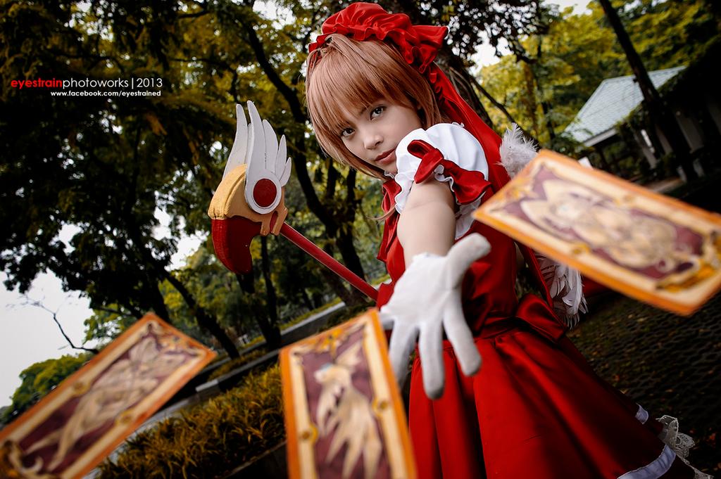 cosplay: card captor sakura by riskbreaker