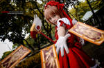 cosplay: card captor sakura