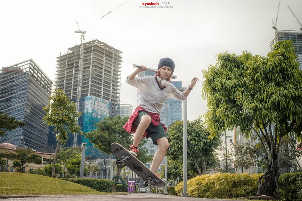 K Project - Misaki Yata by riskbreaker