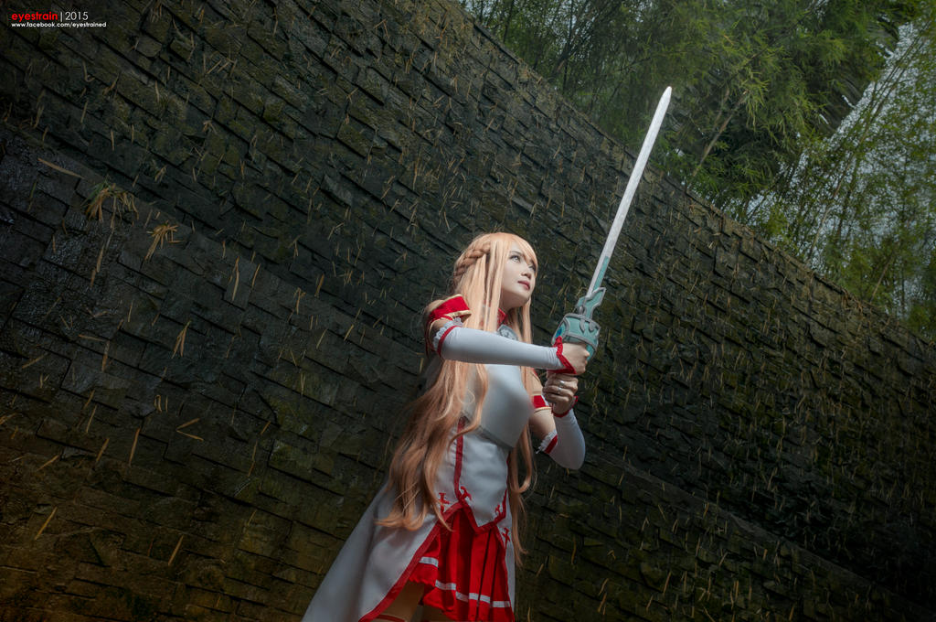 Asuna - Sword Art Online by riskbreaker