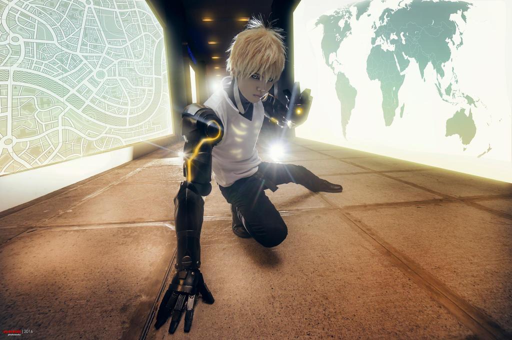 Genos - hero HQ by riskbreaker