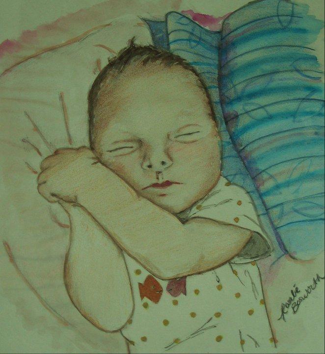 Baby Aleah by pxiestx99