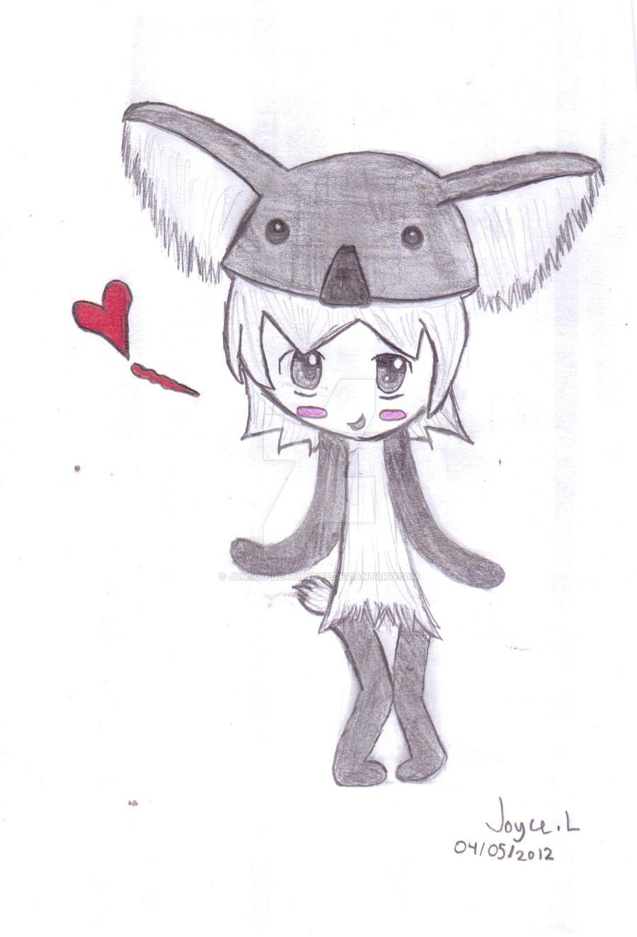 Koala Chibi Dress Up By Junjou Deathnote On Deviantart