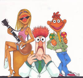 Richard Hunt's Muppets